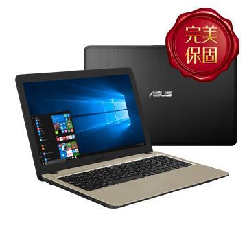 ASUS X540MA-黑 15.6吋筆電(N5000/4G/500G/光碟機)