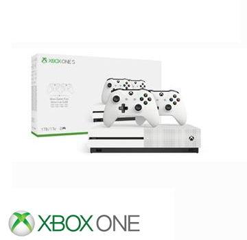 【1TB】XBOX ONE S雙控制器主機