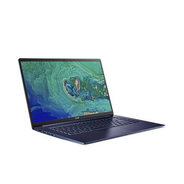 【福利品】ACER SF515-藍 15.6吋筆電(i5-8250U/UHD620/8G/512G)