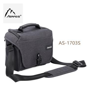 AERFEIS 阿爾飛斯 都市系列相機側背包 AS-1703S