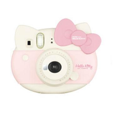 富士 HelloKitty復刻版馬上看相機-粉紅