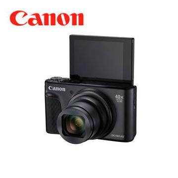 【展示機】Canon SX740HS類單眼數位相機-黑