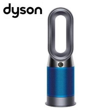 【福利品】Dyson 三合一涼暖空氣清淨機 HP04(藍)