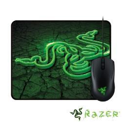 贈品-Razer 地獄狂蛇2000dpi+重裝甲蟲鼠墊