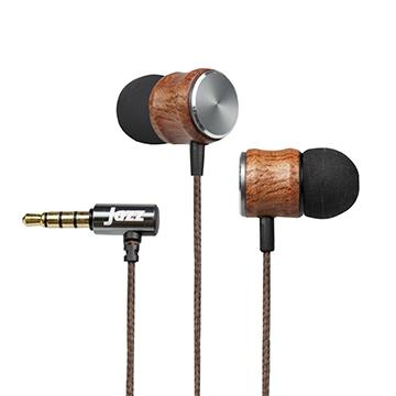 INTOPIC 原木高音質耳機麥克風