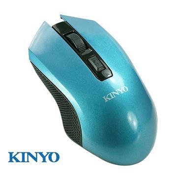 KINYO 2.4GHz無線滑鼠