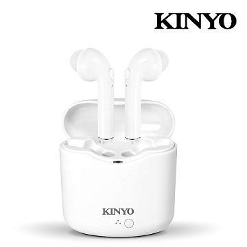 KINYO 雙耳立體聲藍牙耳機