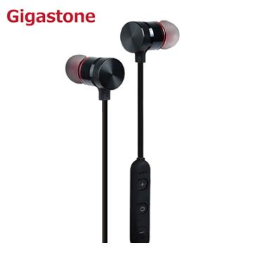 Gigastone GB-5421B 磁吸式運動藍牙耳機-黑 GB-5421B
