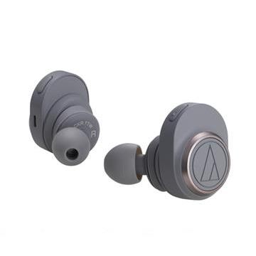 鐵三角 CKR7TW真無線藍牙耳機-灰