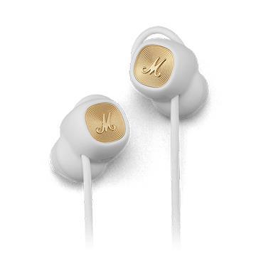 Marshall Minor II BT藍牙耳塞式耳機-白