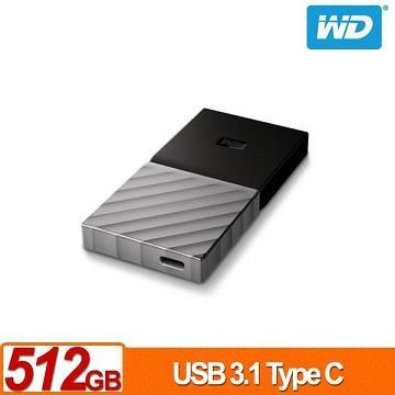 【512G】WD My Passport SSD 外接式固態硬碟 WDBKVX5120PSL-WESN