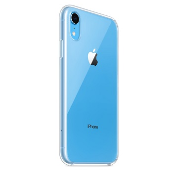 Apple iPhone XR 透明保護殼