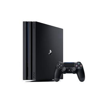 PS4 Pro 1TB 主機 - 極致黑