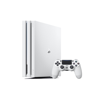 PS4 Pro 1TB 主機 - 冰河白 CUH-7218BB02