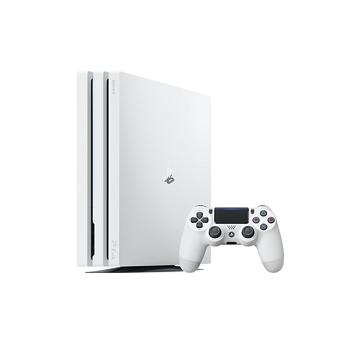 PS4 Pro 1TB 主機 - 冰河白