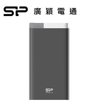 Silicon Power 10000mAh 行動電源-黑