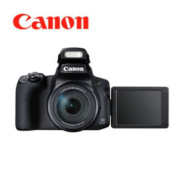 Canon SX70HS類單眼數位相機-黑