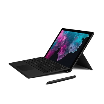【手寫筆同捆組】微軟Surface Pro 6 i5-8G-256G(黑)