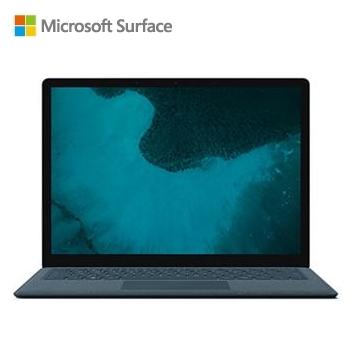 【福利品】微軟Surface Laptop2 i7-8G-256G電腦(鈷藍)