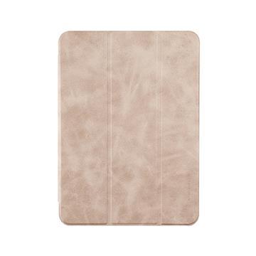 M.CRAFTSMAN iPad Pro 11極輕薄保護套-淺棕 DT-2018iPP11-LBR