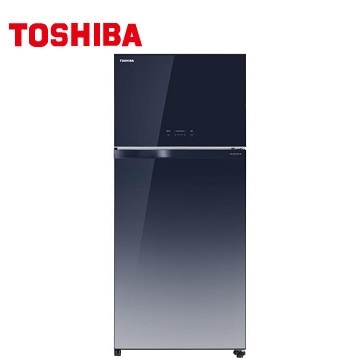 TOSHIBA 608公升變頻雙門冰箱