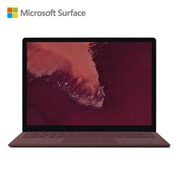 【福利品】微軟Surface Laptop2 i5-8G-256G(酒紅)