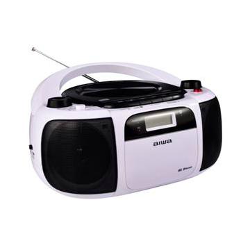 AIWA藍牙/USB手提CD音響