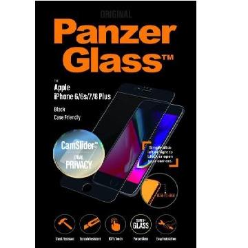 PanzerGlass iPhone 7+/8+ 神鬼駭客保護貼
