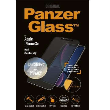 PanzerGlass iPhone XR 神鬼駭客保護貼