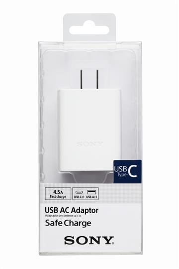 SONY CP-AD3M2 Type-C 雙輸出USB電源供應器