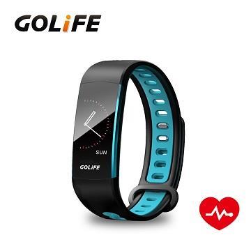 GOLiFE Care 3 智慧觸控心率血壓手環-藍