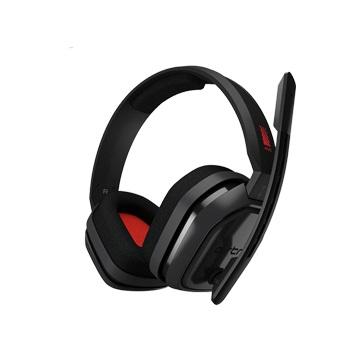 (福利品)Logitech羅技 ASTRO A10 電競耳機麥克風 焰紅
