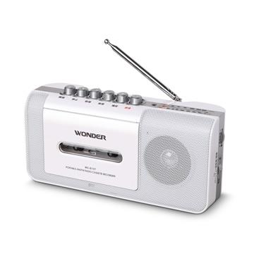 WONDER手提收錄音機