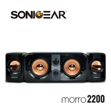 SONICGEAR MORRO 2200 USB 2.2聲道音箱