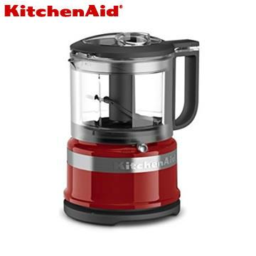 KitchenAid迷你食物調理機-經典紅