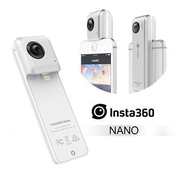 Insta 360° NANO全景相機-銀 INSTA360 NANO