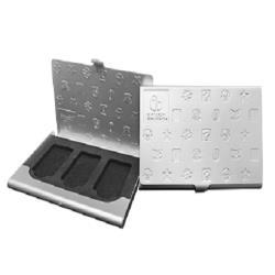 Switch 遊戲卡盒 銀色