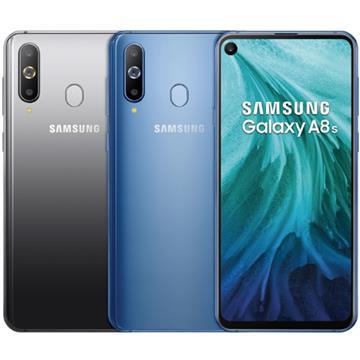 【福利品】-SAMSUNG Galaxy A8s 藍