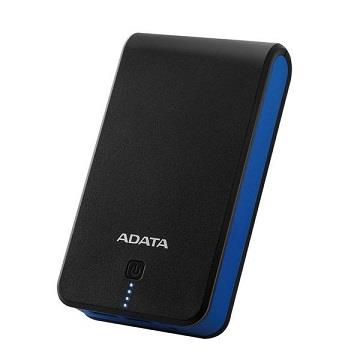 【拆封品】ADATA 16750mAh 行動電源-黑藍 AP16750-5V-CBKBL-TW