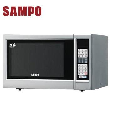 【福利品】聲寶25L天廚微電腦微波爐