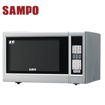 【福利品】聲寶25L天廚微電腦微波爐 RE-N525TM