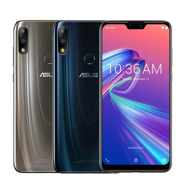 ASUS ZenFone Max Pro M2 4G/128G 銀 ZB631KL銀