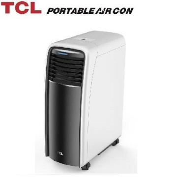 TCL 移動式冷氣機(10000BTU)