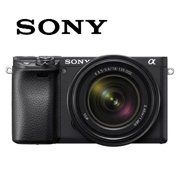 SONY α6400M可交換式鏡頭相機KIT-黑