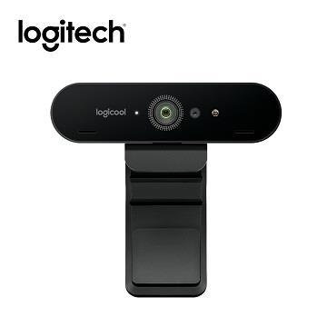 【拆封品】羅技 BRIO HD視訊會議網路攝影機