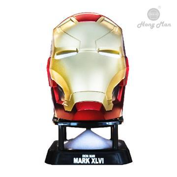 CAMINO鋼鐵人Mark46頭盔-迷你藍牙喇叭