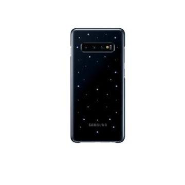 SAMSUNG Galaxy S10e LED智能背蓋-黑