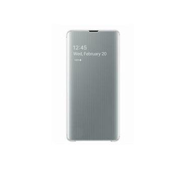 SAMSUNG Galaxy S10e全透視感應皮套-白