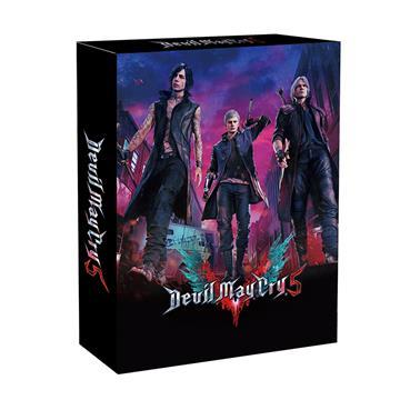 PS4 惡魔獵人 5 中文鐵盒珍藏版