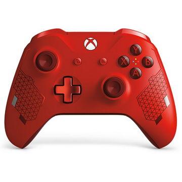 XBOX ONE 特別版運動紅色無線控制器 WL3-00127